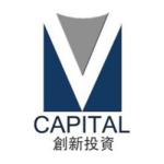 Shenzhen Capital Group logo blue and grey