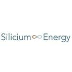 silicium blue energy logo