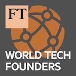 world tech founders logo