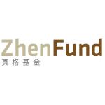 zhenfund logo with white background