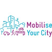 Mobilize your city logo