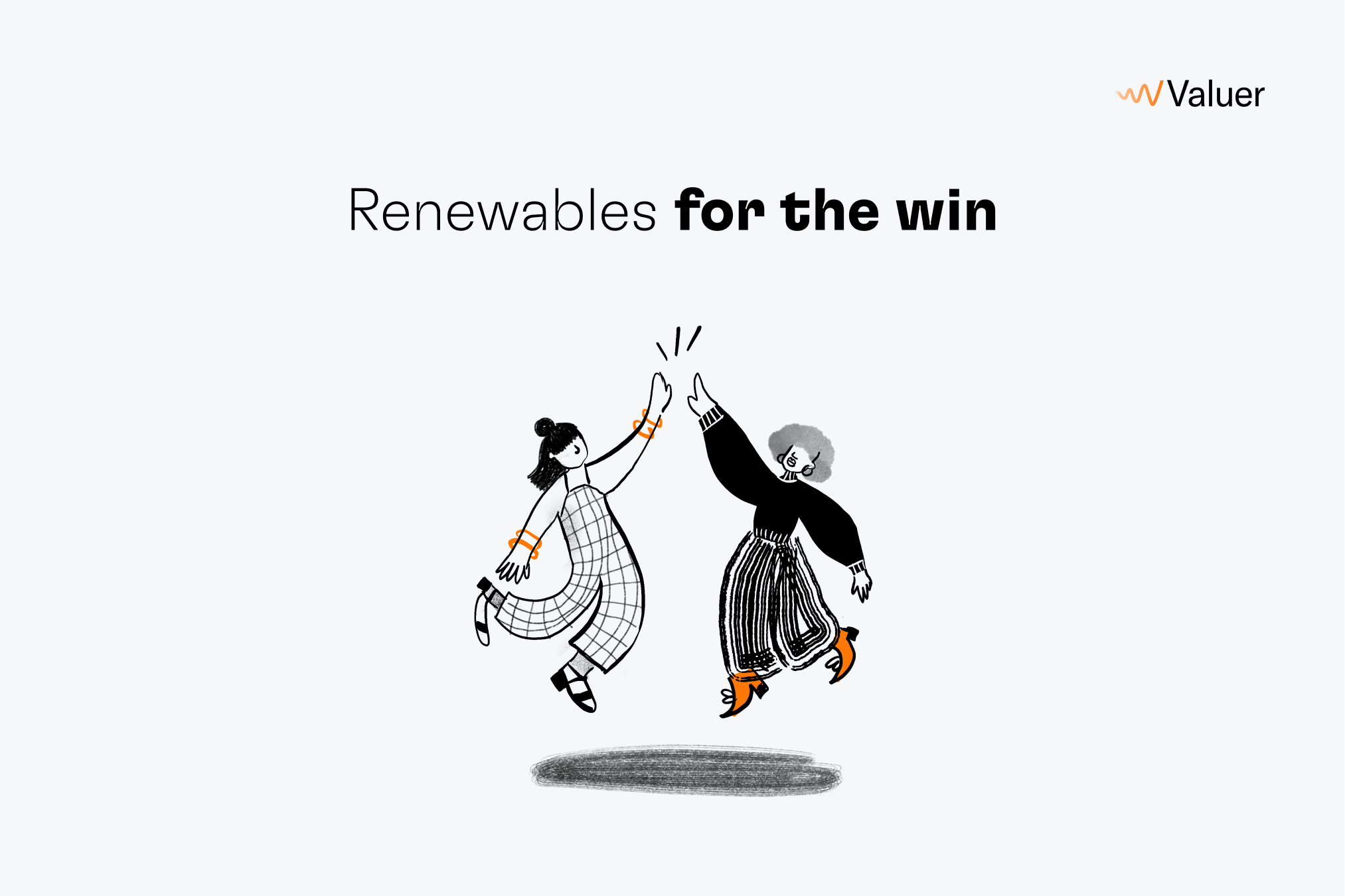 Renewables for the win