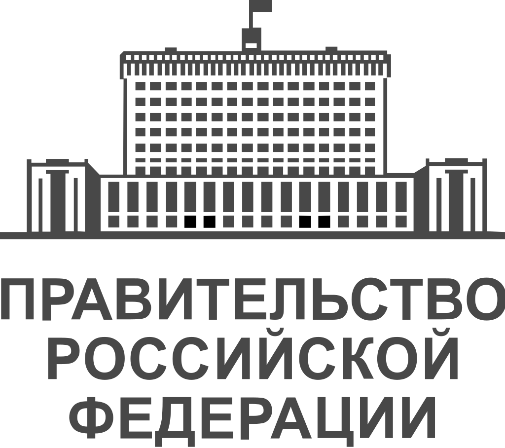 Government of Russia logo