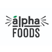 Alpha foods logo