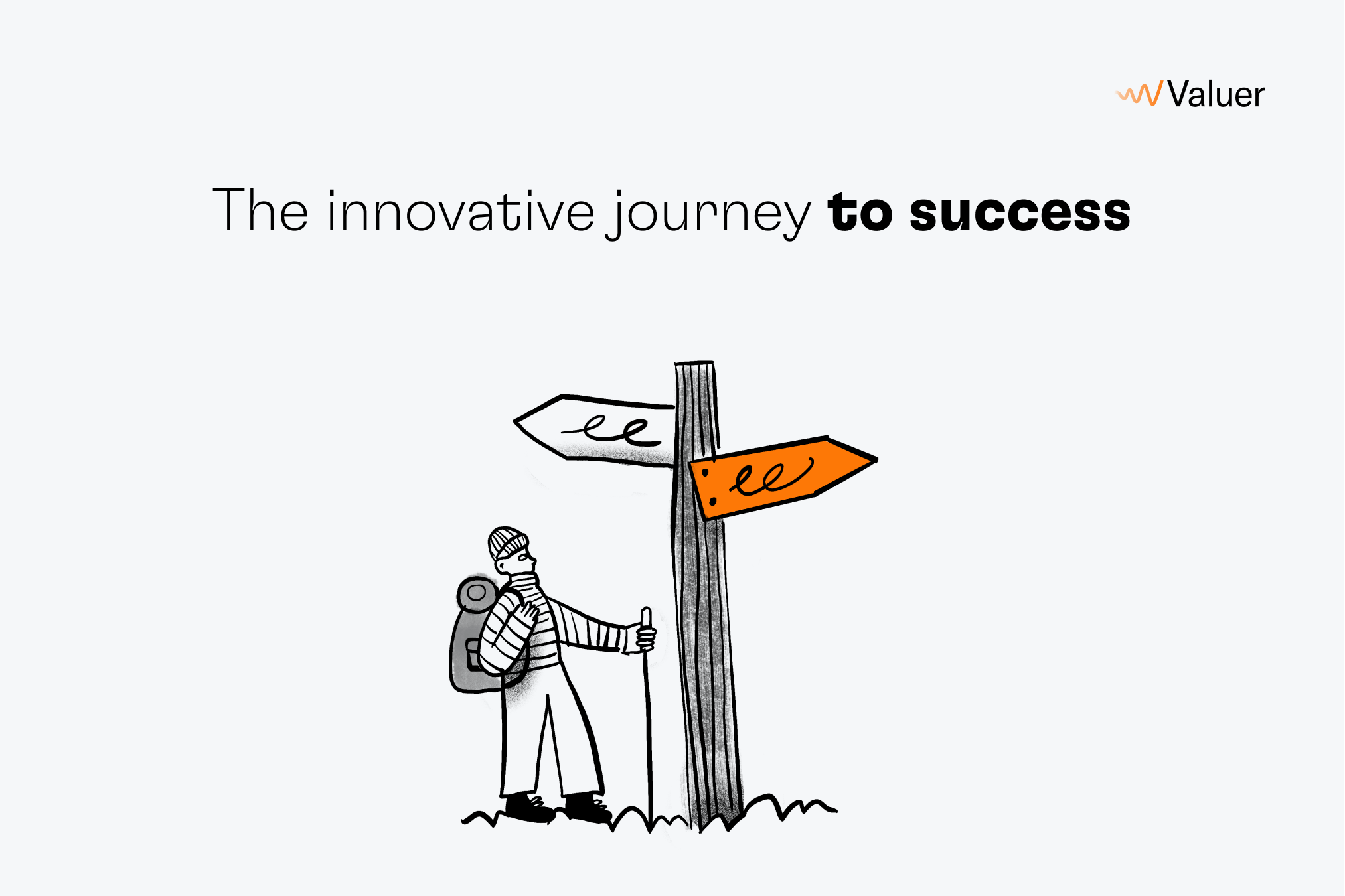 The innovative journey to success