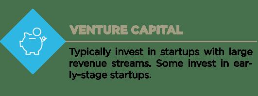 Venture Capital investor description banner