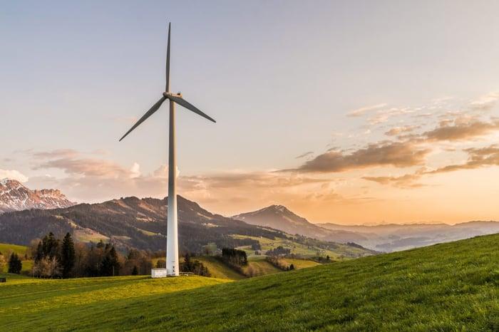 wind farm in costa rica