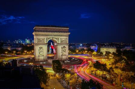 picture of arch de triumph