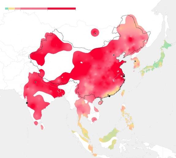europe pollution artboard