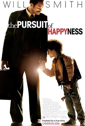 the pursuit of happiness movie poster