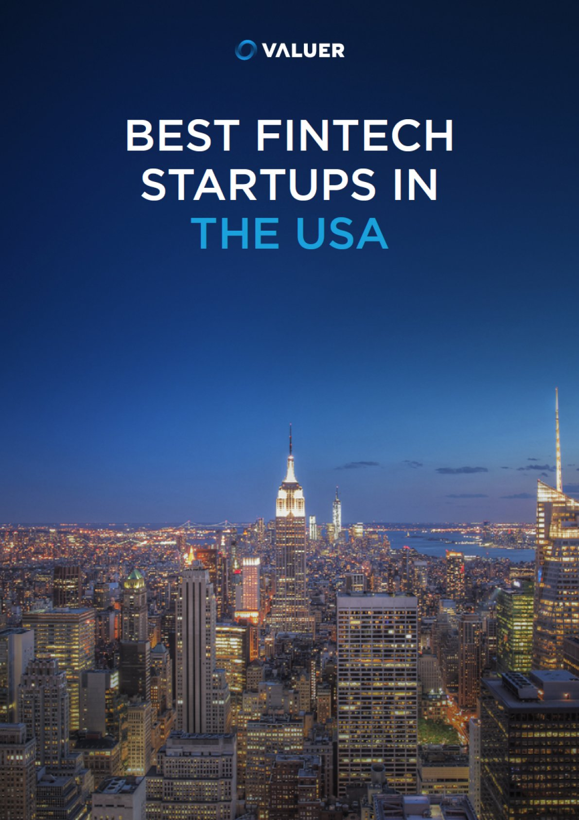 Best Fintech Startups in the USA Valuer