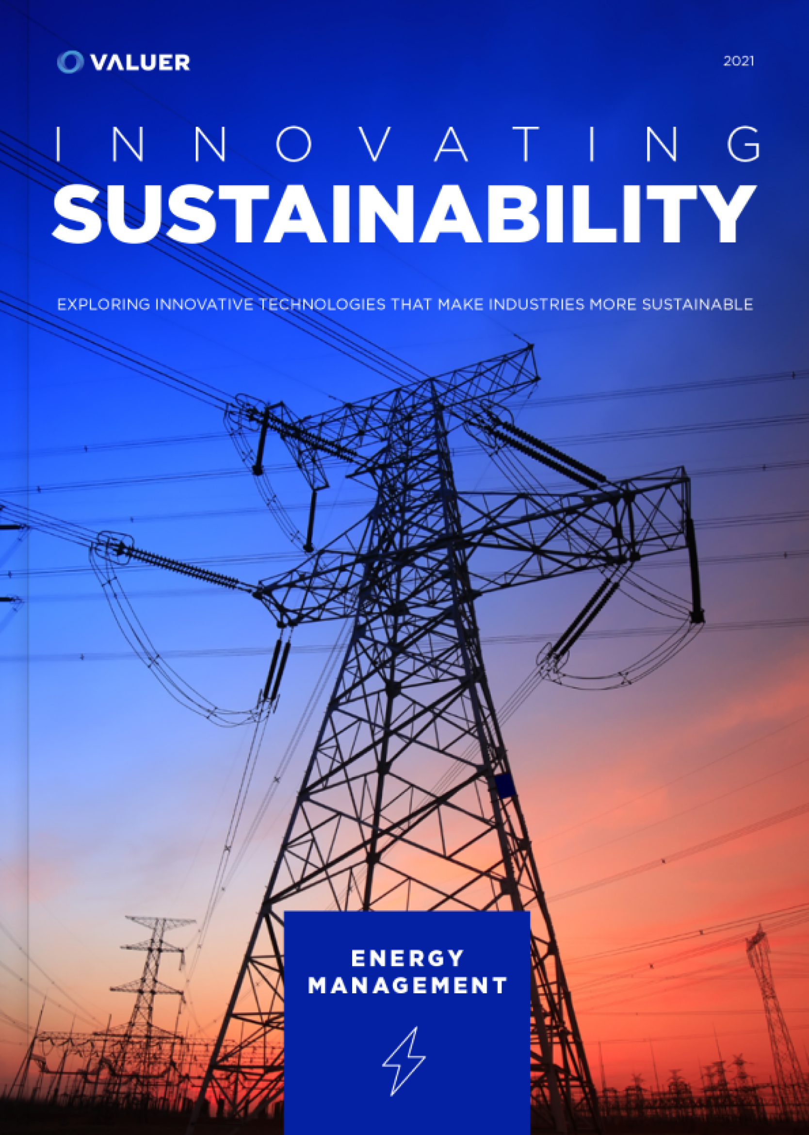 Innovating Sustainability Energy Management