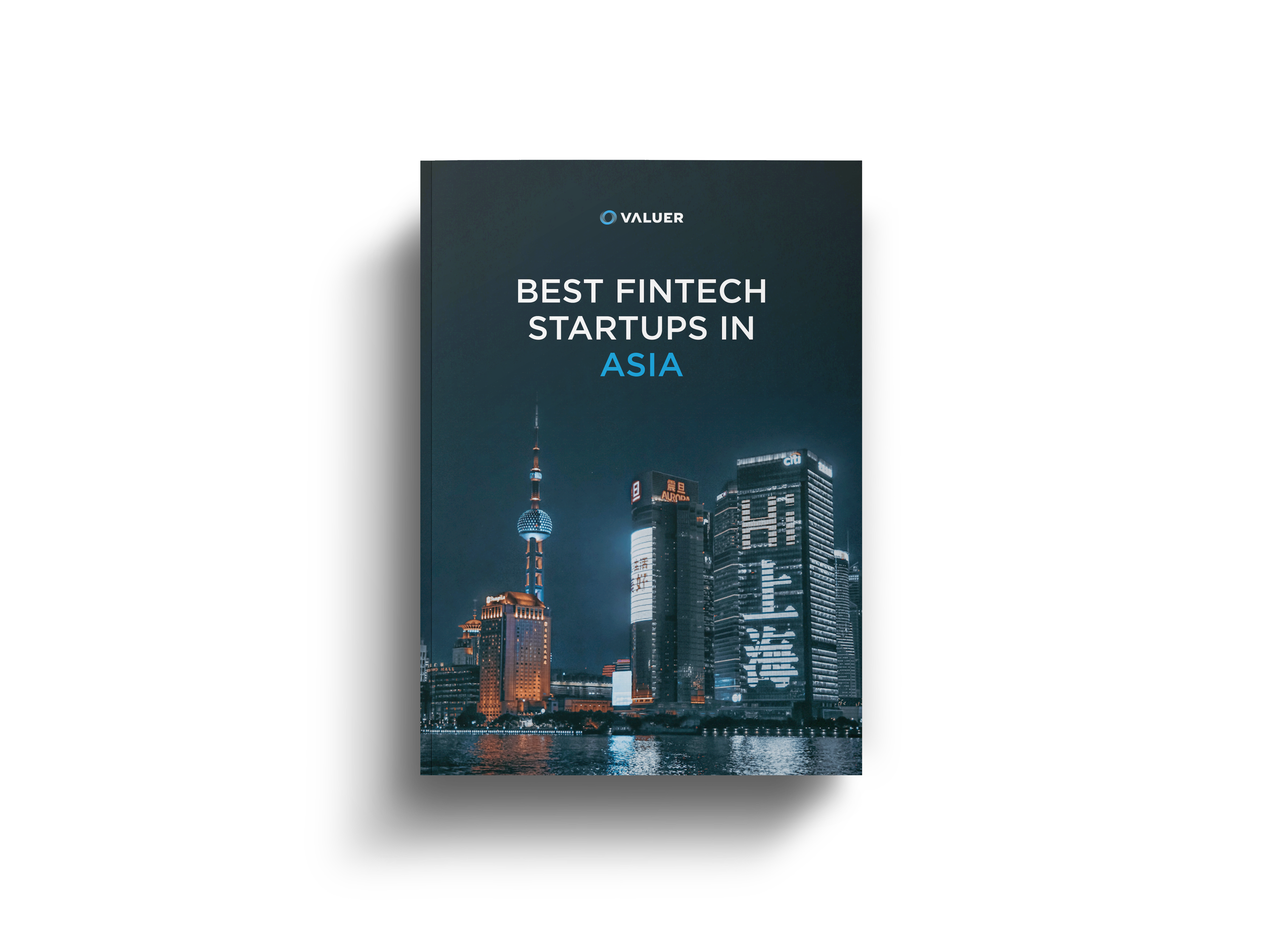 COVER Best Fintech Startups in Asia