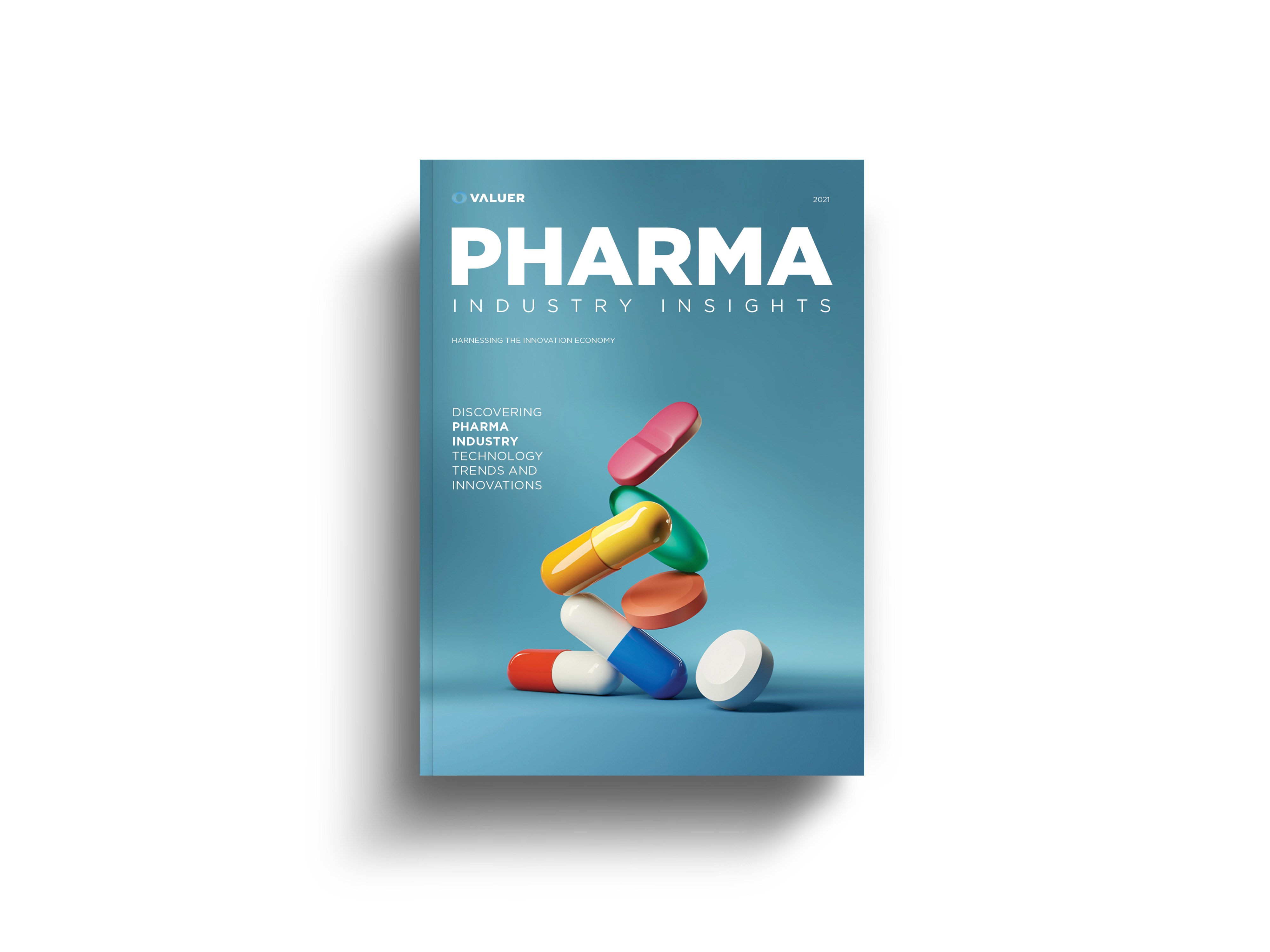 Pharma Industry Insights Cover Valuer