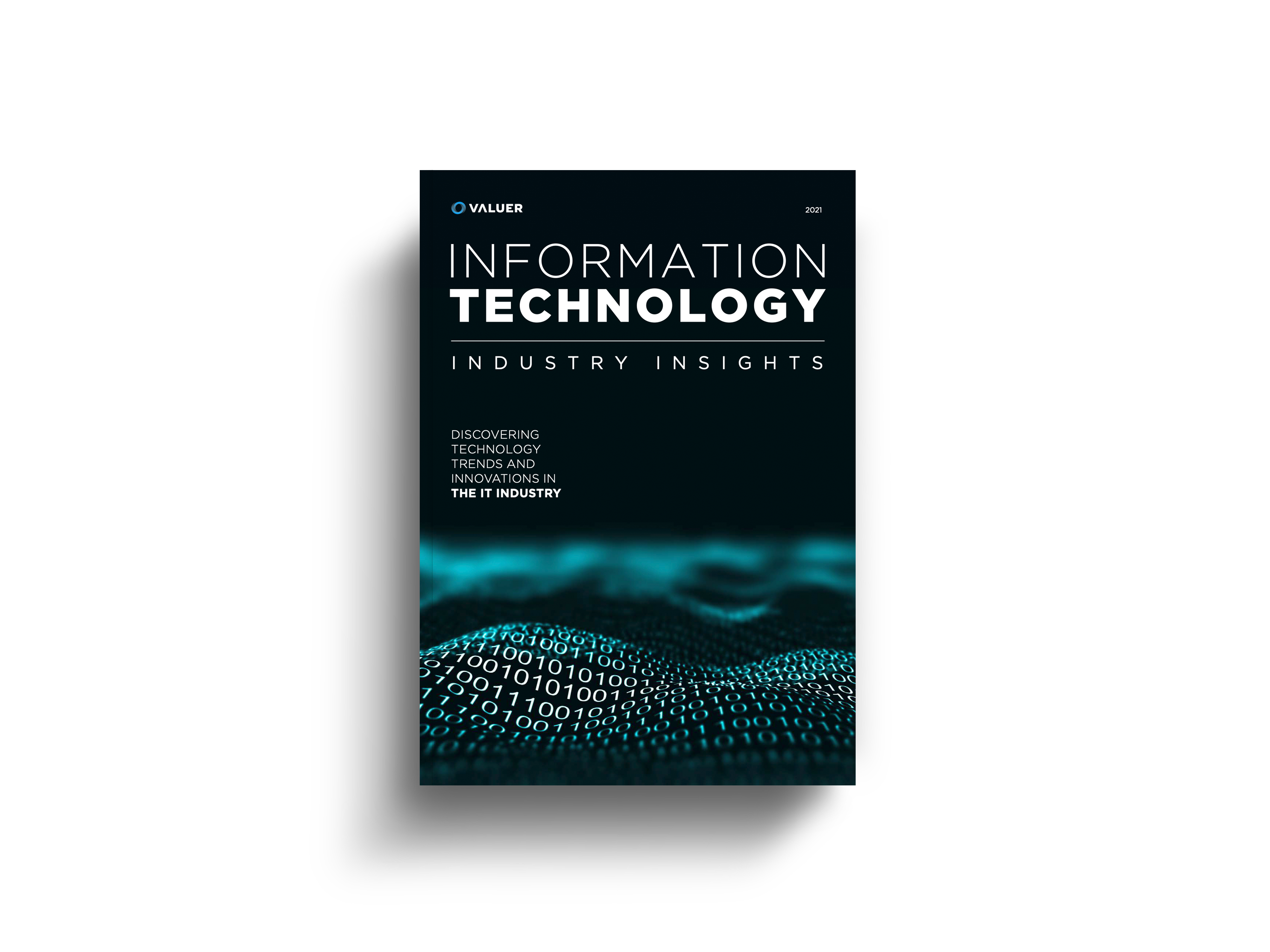 Cover for information technology industry insights case study