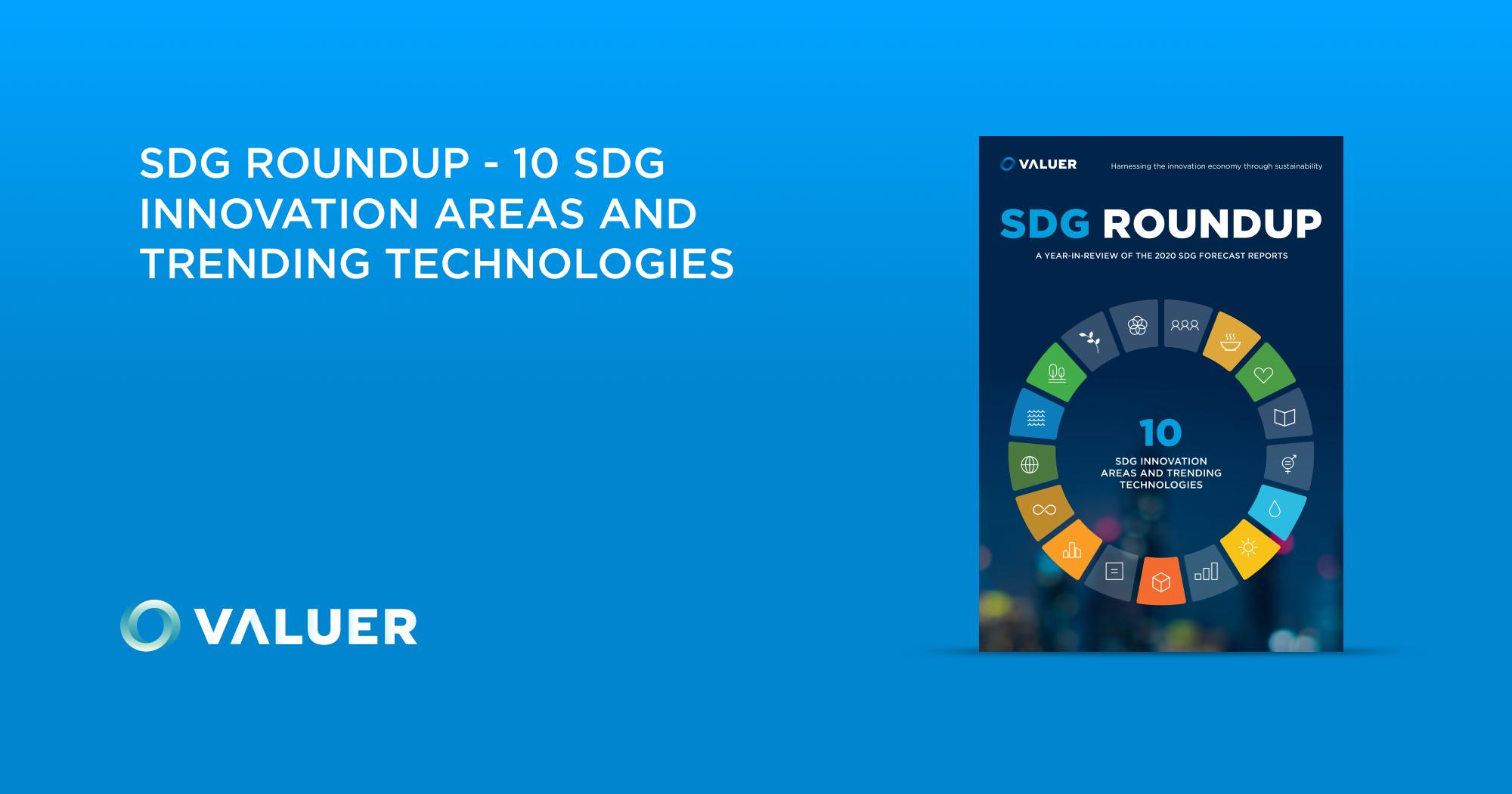 SDG Roundup