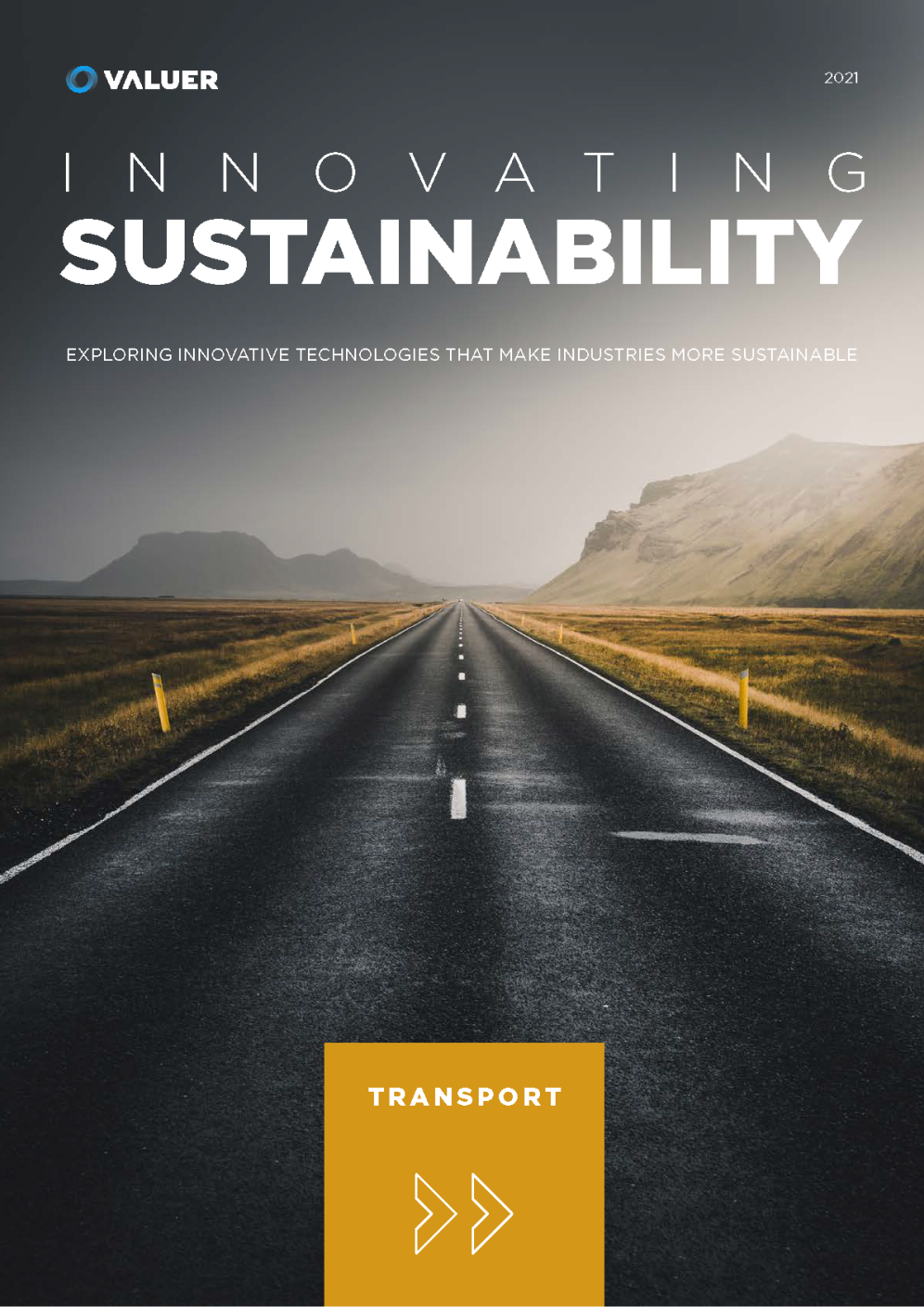 Innovating Sustainability: Transport Cover
