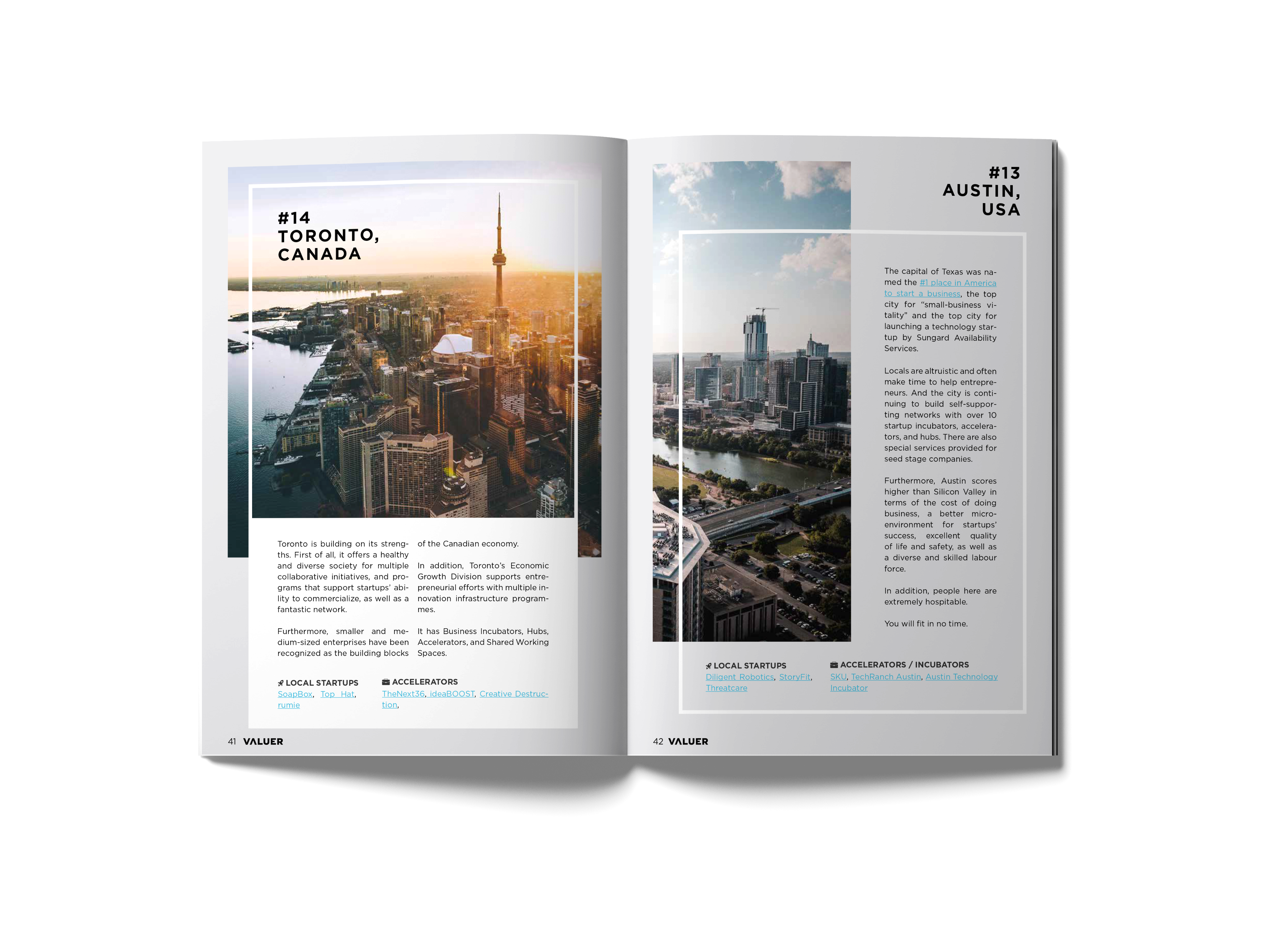 Best 50 startup cities in 2019 page 41-42
