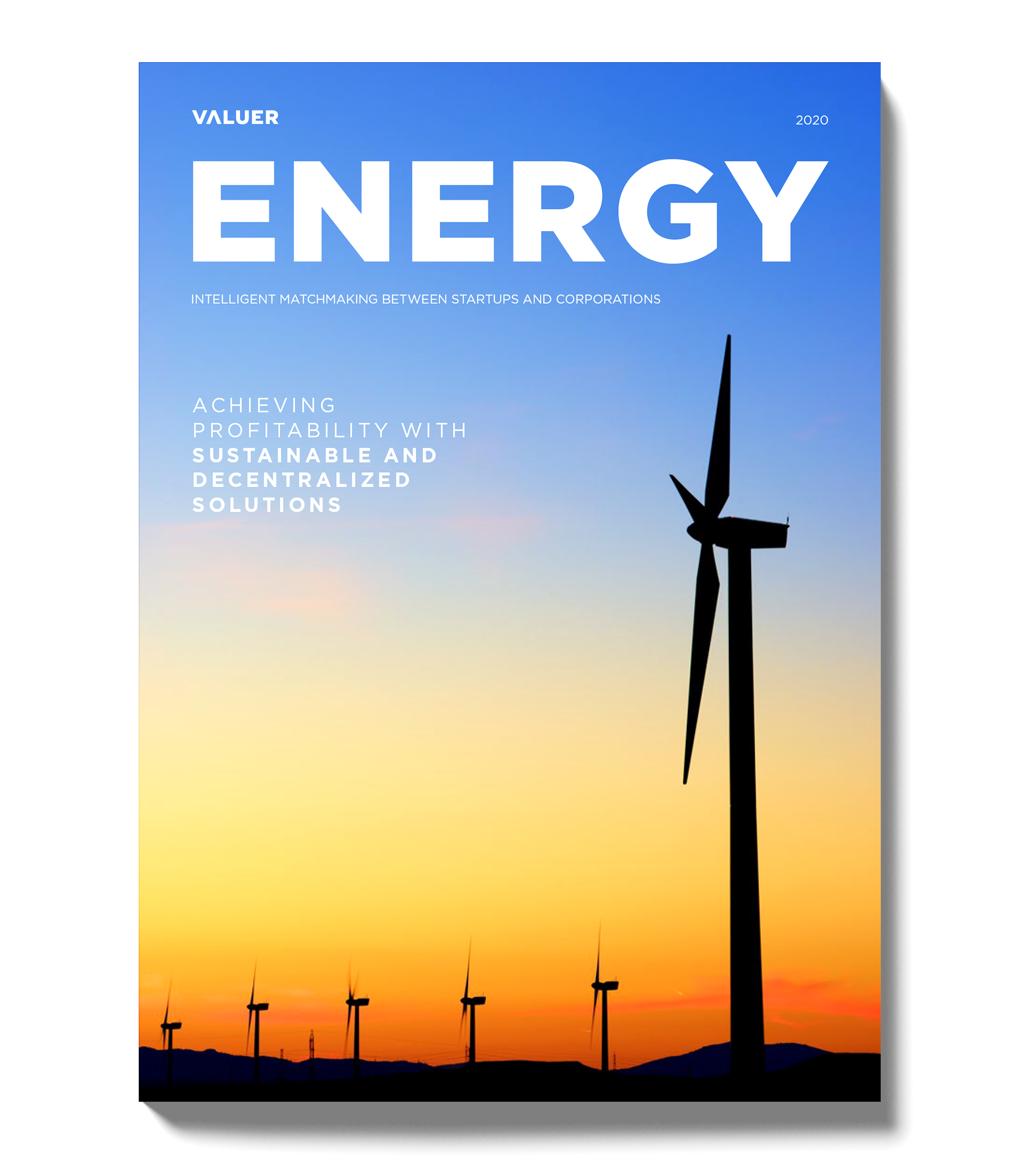 Energy industry Insight Cover