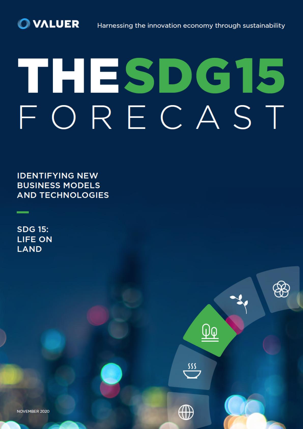 SDG 15 Cover
