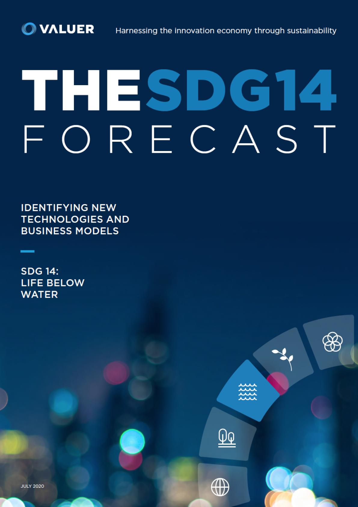 SDG 14 Cover