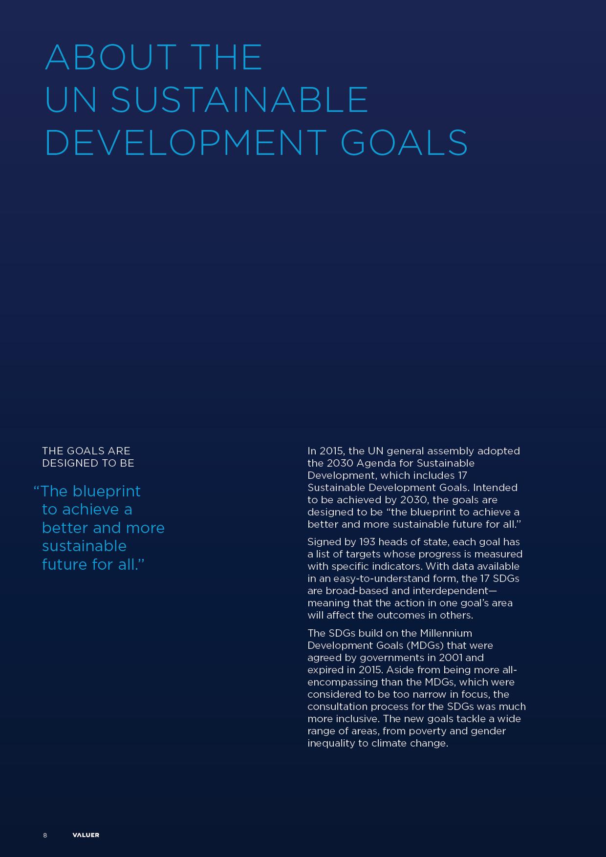 SDG Spotlight 5