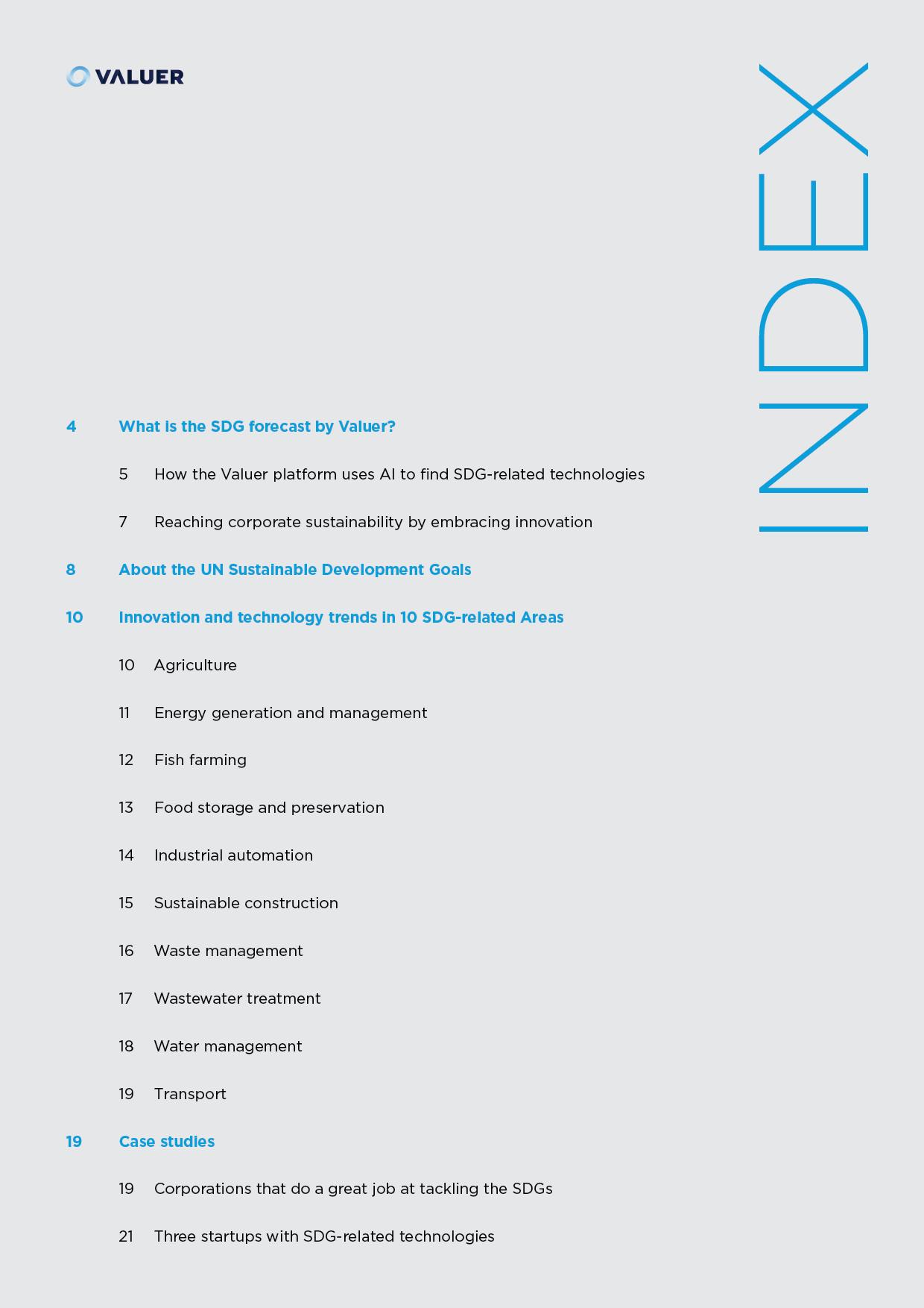 SDG Spotlight Index
